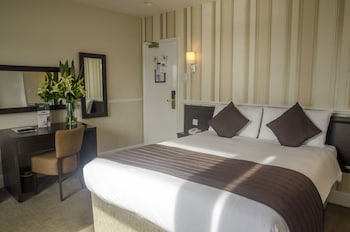 Double Room, 1 Double Bed, Partial Sea View