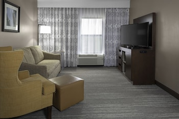 Suite, One King Bed, with Jetted Tub