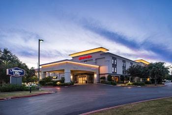 聖安東尼奧石橡樹希爾頓歡朋飯店 Hampton Inn San Antonio Stone Oak