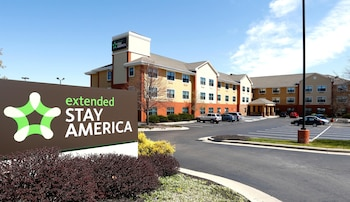 Hotel - Extended Stay America - Dayton - North