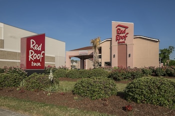 諾福克維吉尼亞海灘機場紅屋頂飯店 Red Roof Inn Virginia Beach - Norfolk Airport