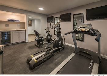 Fitness Facility at Best Western Hoover Dam Hotel in Boulder City