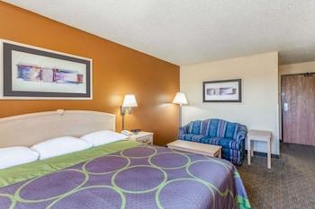 Suite, 1 King Bed, Microwave