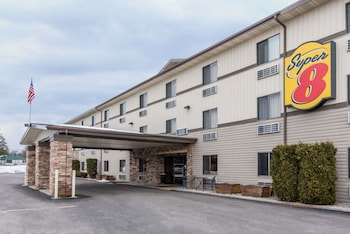 Hotel - Super 8 by Wyndham Kalispell Glacier National Park