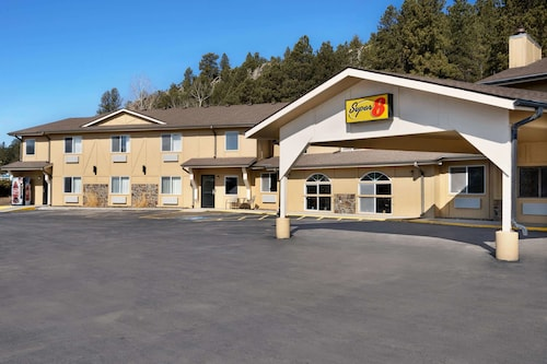 . Super 8 by Wyndham Custer/Crazy Horse Area