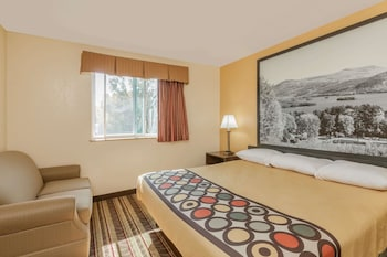Classic Suite, 1 King Bed with Sofa bed, Non Smoking, Refrigerator & Microwave