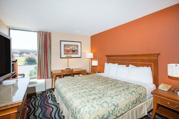 Guestroom at Super 8 by Wyndham Myrtle Beach/Market Common Area in Myrtle Beach