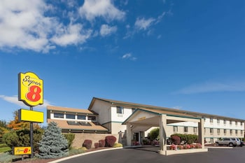 Hotel - Super 8 by Wyndham Ellensburg