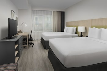 Premium Room, 2 Queen Beds, Accessible, Non Smoking