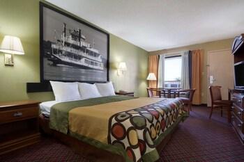 Oda, 1 En Büyük (king) Boy Yatak, Sigara İçilebilir, Buzdolabı Ve Mikrodalga