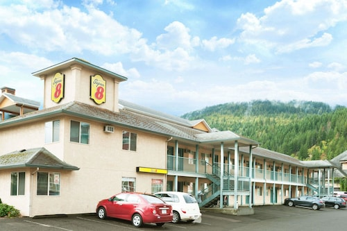 Super 8 by Wyndham Sicamous, Columbia-Shuswap