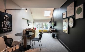 Deluxe Çatı Katı (loft)