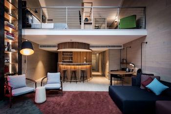 Executive Çatı Katı (loft)