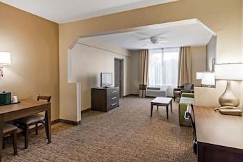1 Bedroom Suite, King Bed,  2 Bath
