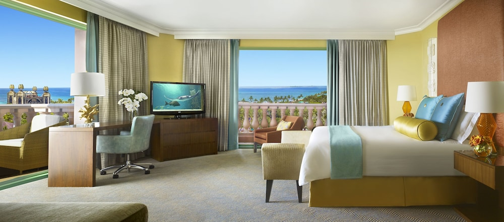 더 로얄 앳 애틀랜티스, 오토그래프 컬렉션(The Royal at Atlantis, Autograph Collection) Hotel Image 31 - Guestroom