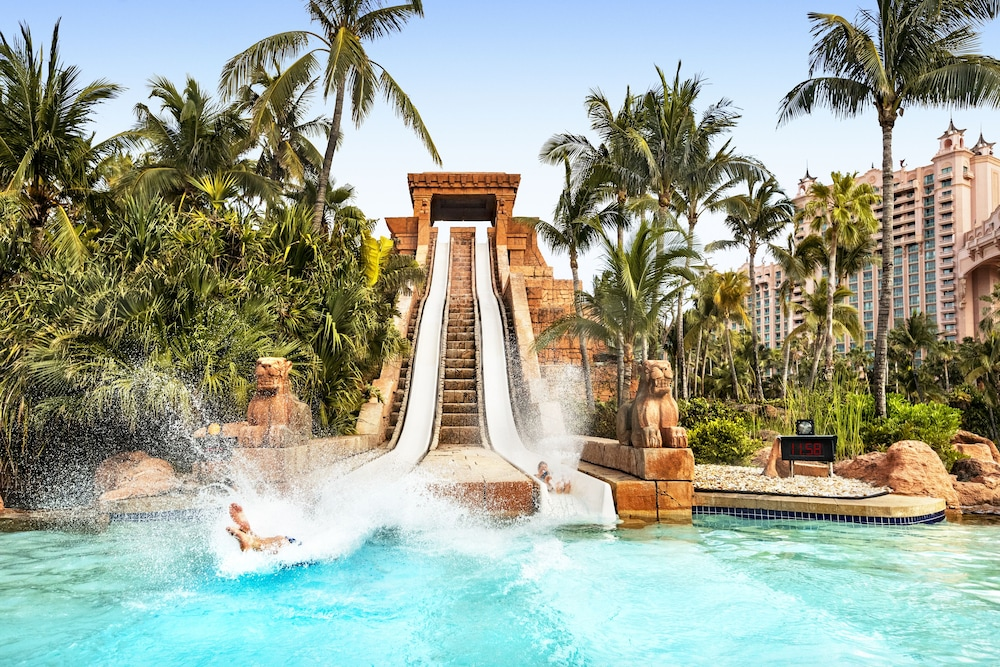 더 로얄 앳 애틀랜티스, 오토그래프 컬렉션(The Royal at Atlantis, Autograph Collection) Hotel Image 20 - Waterslide