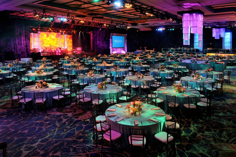 더 로얄 앳 애틀랜티스, 오토그래프 컬렉션(The Royal at Atlantis, Autograph Collection) Hotel Image 49 - Ballroom
