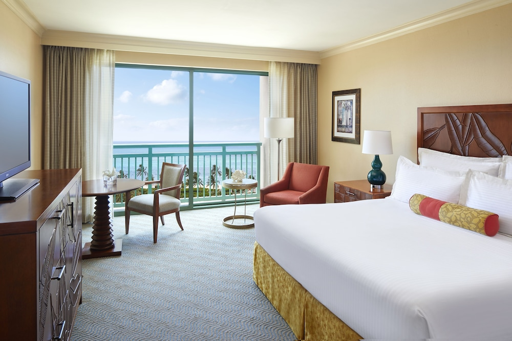 더 로얄 앳 애틀랜티스, 오토그래프 컬렉션(The Royal at Atlantis, Autograph Collection) Hotel Image 5 - Guestroom