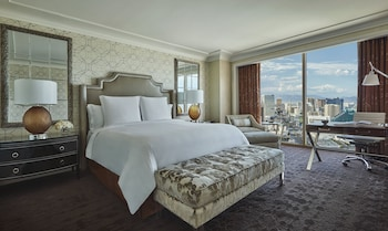 Strip View Room King Bed
