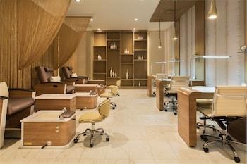 Salón de manicura