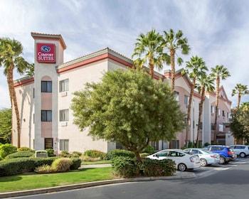 Hotel - Comfort Suites Palm Desert I-10