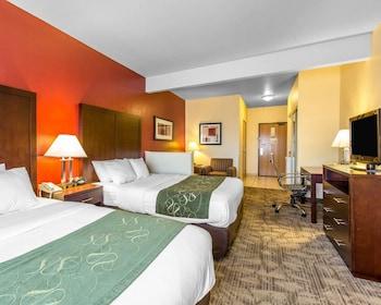 棕櫚沙漠 I-10 凱富全套房飯店 Comfort Suites Palm Desert I-10