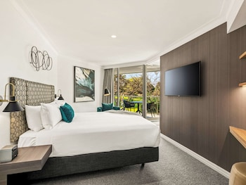 Deluxe Apartment, 1 Bedroom, Garden View