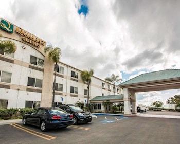 聖地牙哥奧塔伊梅薩凱藝全套房飯店 Quality Suites San Diego Otay Mesa
