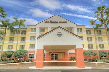 Hotel - Fairfield Inn and Suites by Marriott Jupiter