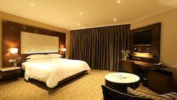 Taj Club, Premium Süit, 1 En Büyük (king) Boy Yatak, Business Dinlenme Salonu Kullanımı