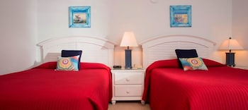 Guestroom at Sea Trail Golf Resort & Convention Center in Sunset Beach
