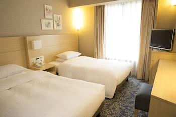 コンパクトツイン(禁煙)|18㎡|リーガロイヤルホテル 大阪