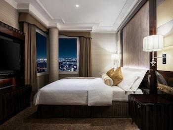 Luxury Tek Büyük Yataklı Oda, Sigara İçilmez (high Floor, Luxury Moderate)