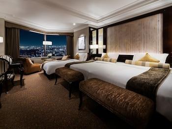 Superior İki Ayrı Yataklı Oda, Sigara İçilmez (high Floor, Luxury, For 3 People)