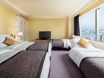 ジュニアスイートフォース (禁煙)|67㎡|ホテル阪急インターナショナル