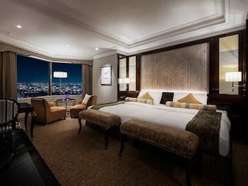 Superior İki Ayrı Yataklı Oda, Sigara İçilmez (high Floor, Luxury)
