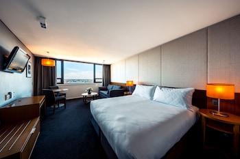 Deluxe Room, Harbor View