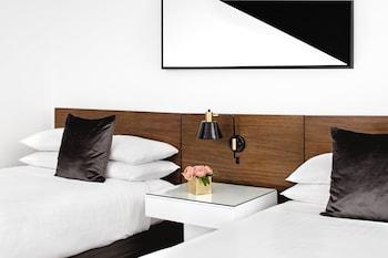 One Bedroom Double Suite