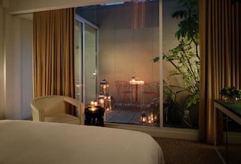 Deluxe Room, Garden Area