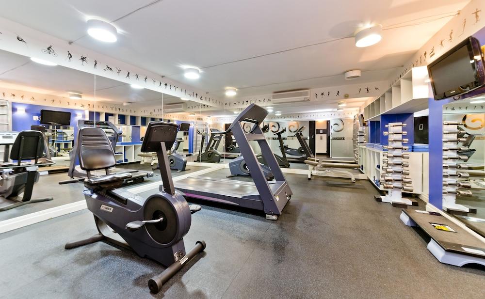페르가몬 매니지드 바이 아코르호텔(Pergamon Managed By Accorhotels) Hotel Image 49 - Gym