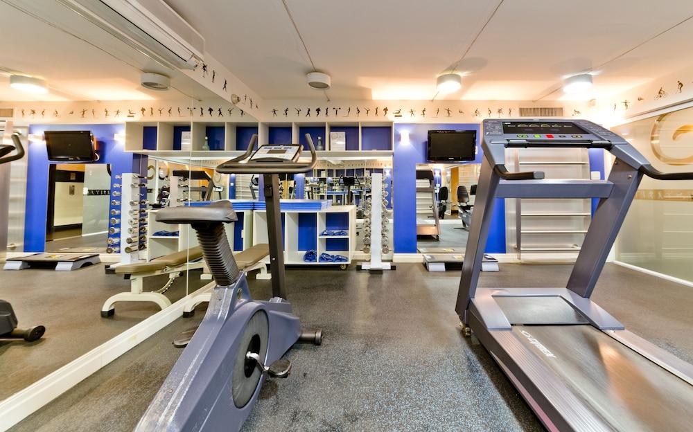 페르가몬 매니지드 바이 아코르호텔(Pergamon Managed By Accorhotels) Hotel Image 50 - Gym