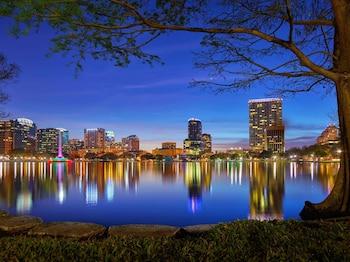 奧蘭多城市大使套房 Embassy Suites Orlando - Downtown