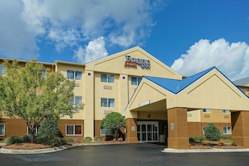 Hotel - Fairfield Inn Tallahassee North/I-10