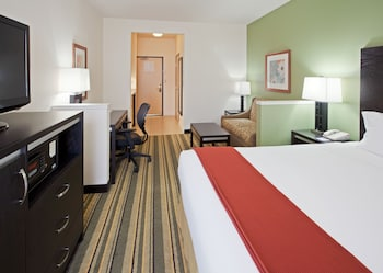 Room, 2 Queen Beds, Accessible, Non Smoking (Hearing, Roll-In Shower)
