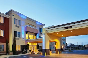 伯克利智選假日套房飯店 Holiday Inn Express Hotel & Suites Berkeley, an IHG Hotel