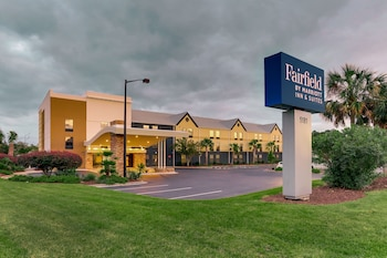 紹斯波特費爾菲爾德萬豪套房飯店 Fairfield Inn & Suites by Marriott Southport