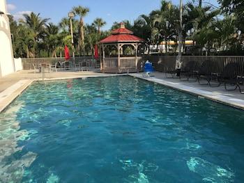 北拿波爾斯波尼塔泉溫德姆戴斯套房飯店 Days Inn & Suites by Wyndham Bonita Springs North Naples