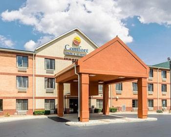 Hotel - Comfort Inn & Suites near Tinley Park Amphitheater