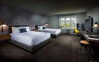 Deluxe Room, 2 Queen Beds Street View