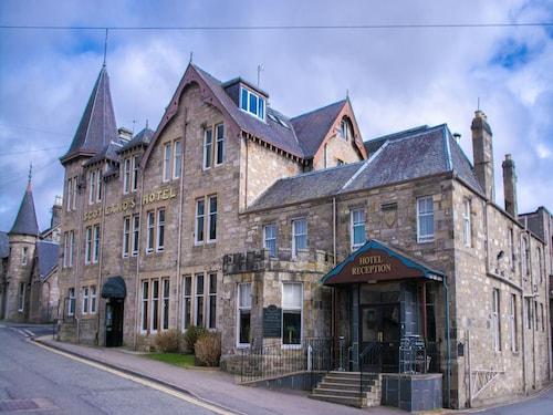 . Scotlands Spa Hotel